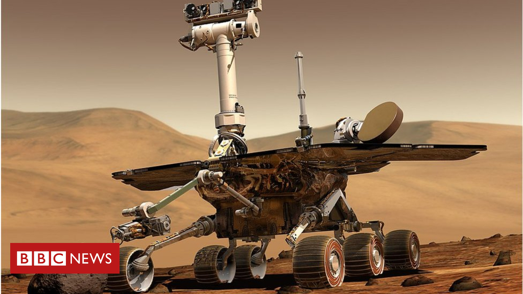 Mars Probability: Rover 'should trip out storm'