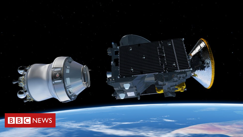 Mars TGO probe sent on methane research