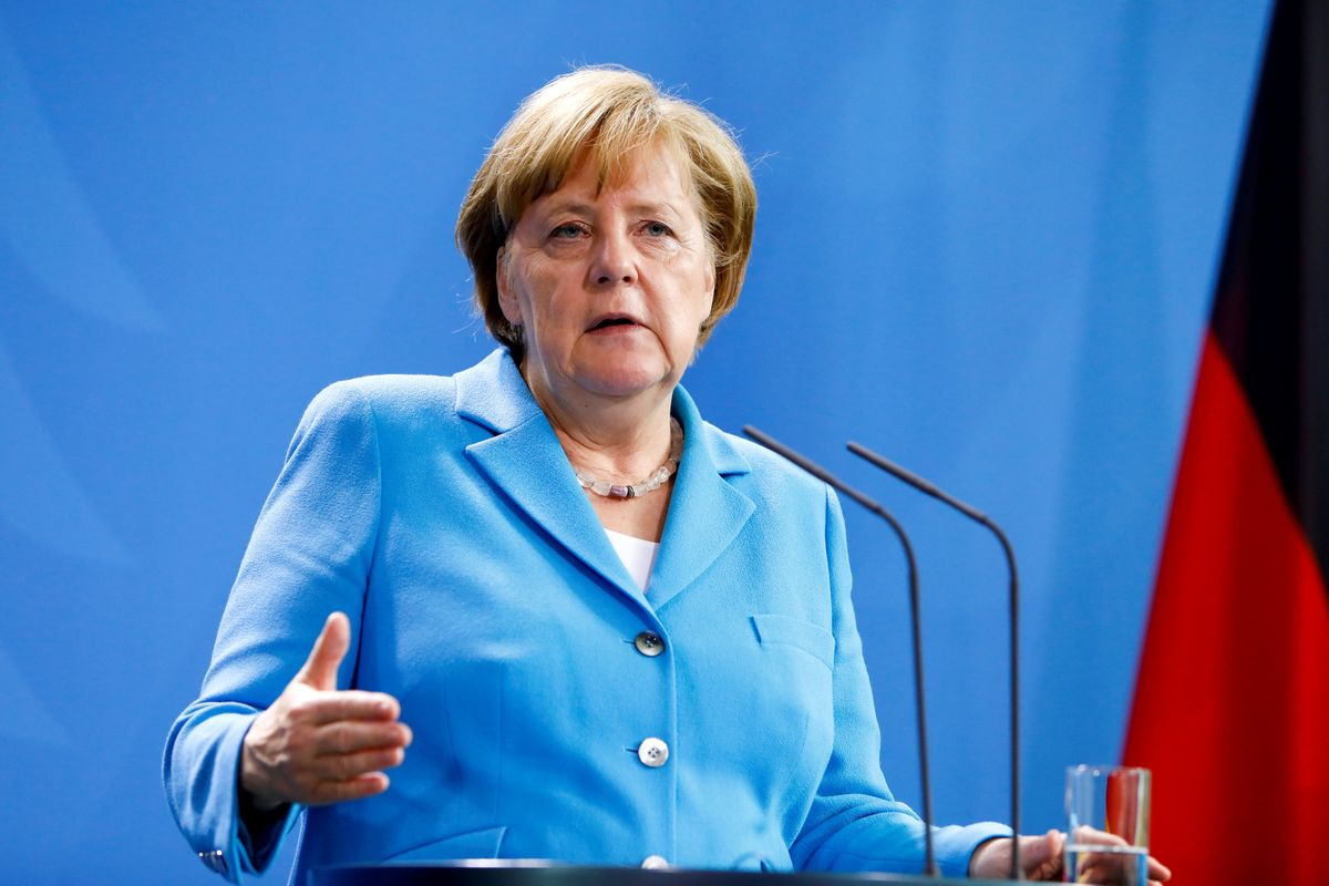 Merkel struggles to prevent German coalition difficulty on migrants - The Globe and Mail