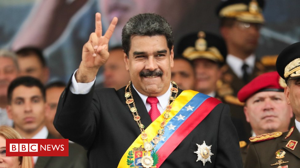 Mike Pence is a 'poisonous viper', Venezuela's Maduro says