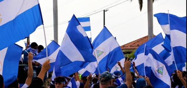 Nicaraguan trade leaders join activists in call for nationwide strike