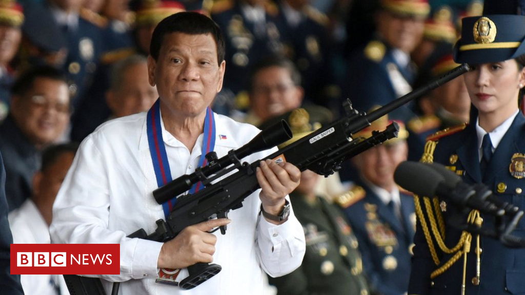 Philippine President Duterte calls God 'stupid'