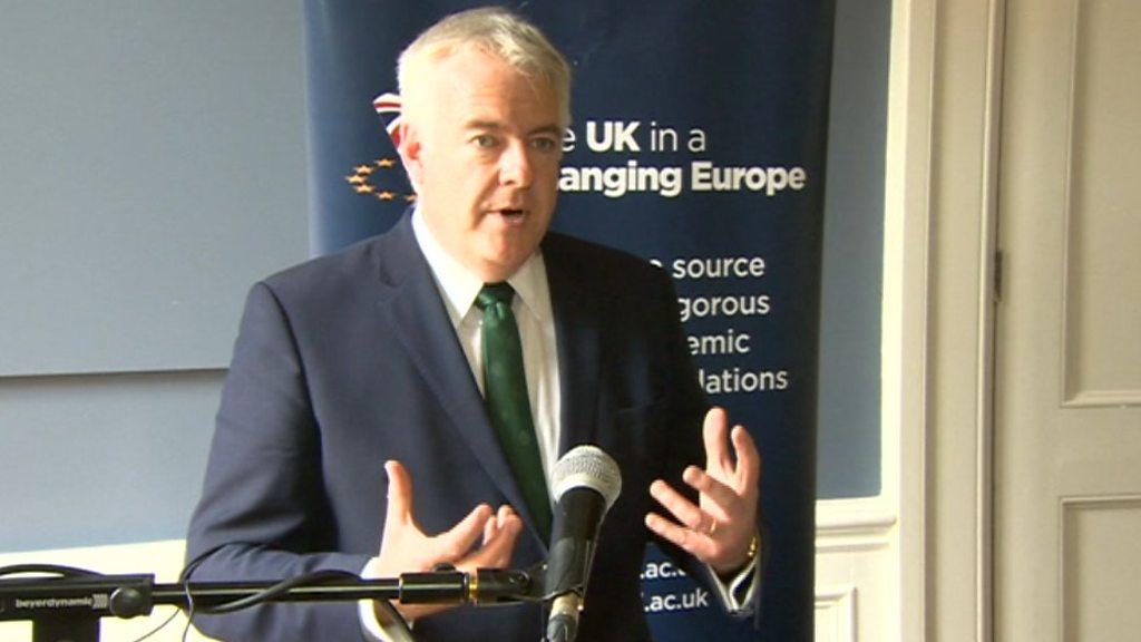 PM should positioned UNITED KINGDOM ahead of birthday celebration on Brexit, says Carwyn Jones