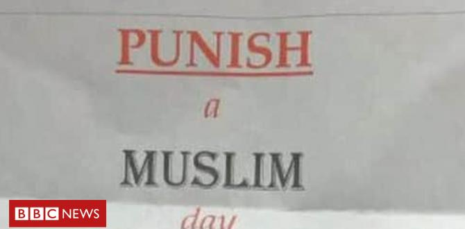 'Punish a Muslim Day' letter suspect charged