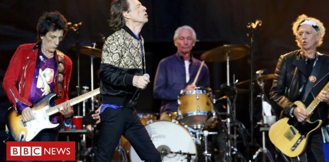 Rolling Stones set for Cardiff return 55 years after Wales debut