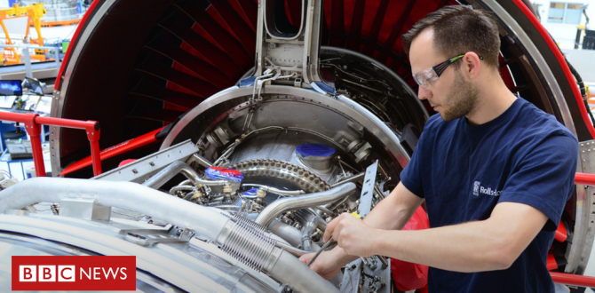 Rolls-Royce aircraft engine repair will take 'some years'