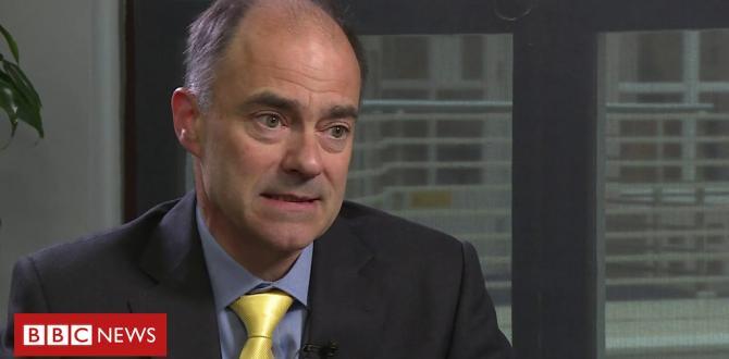 Rolls-Royce boss Warren East: A Difficult resolution