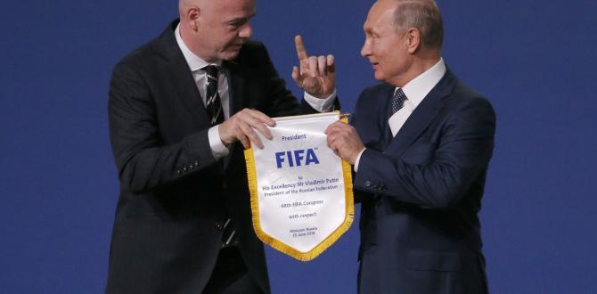 Russia invites Donald Trump to World Cup