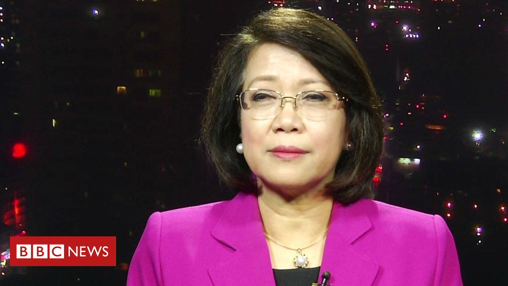 Sereno: Our democratic manner of lifestyles hangs in the stability