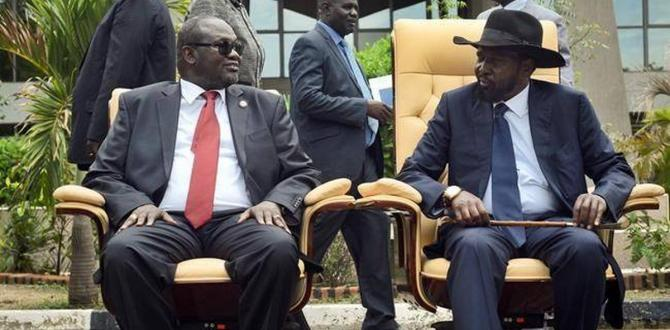 South Sudan rebellion leader to wait talks with president in Khartoum – The Globe and Mail