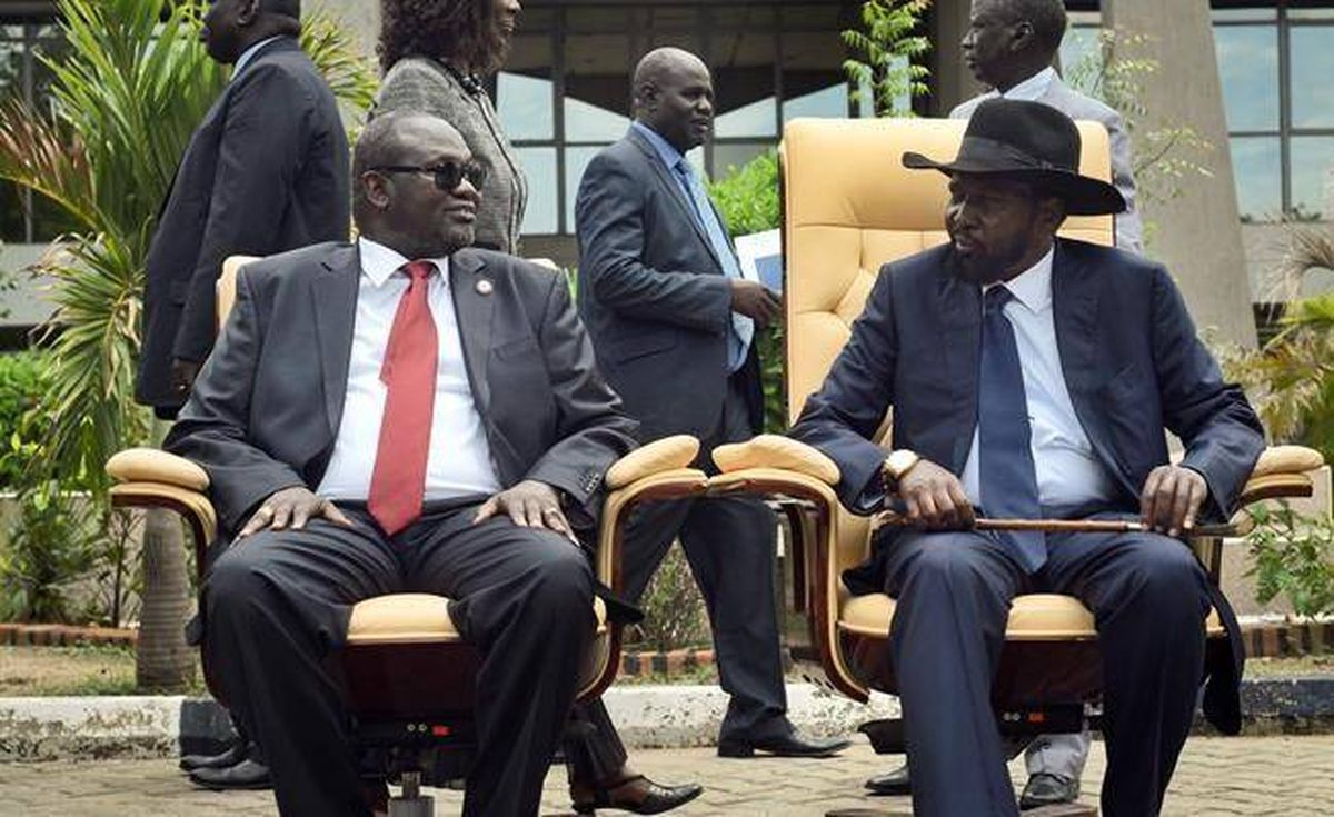 South Sudan rebellion leader to wait talks with president in Khartoum - The Globe and Mail