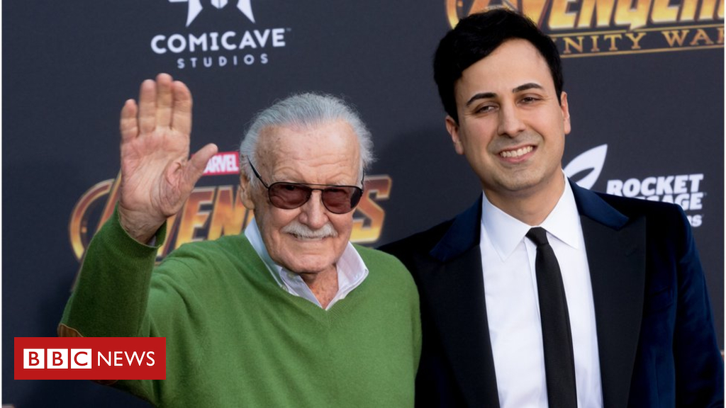 Stan Lee: Wonder Comics multi-millionaire 'subject to elder abuse'