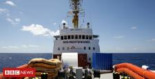 The Aquarius migrant rescue ship is empty. Why?
