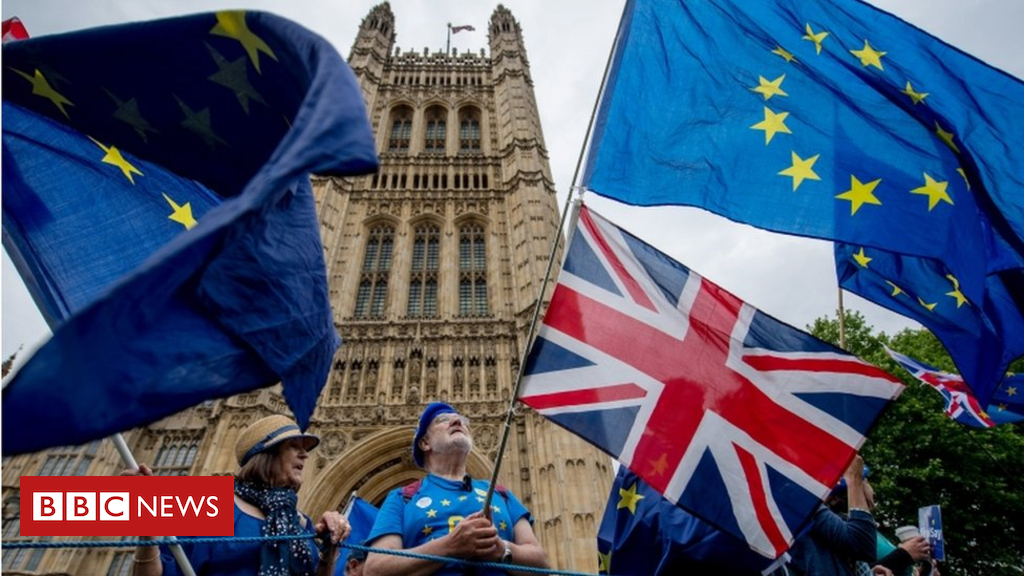 The Tory psychodrama over Brexit invoice