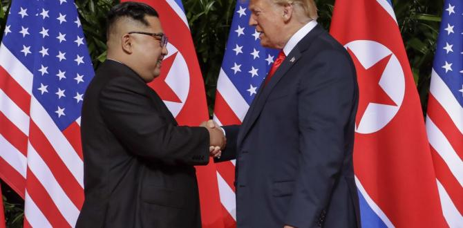 Trump commits weight of U.S. foreign policy to intestine feeling that Kim will act in good faith – The Globe and Mail