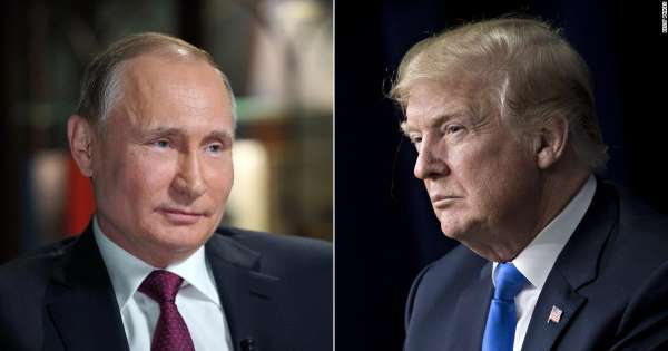 US and Russia 'exploring' imaginable Trump-Putin assembly