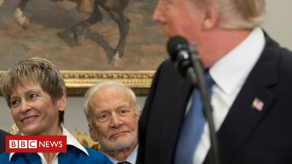 US astronaut Buzz Aldrin sues his two youngsters for 'misuse of finances'