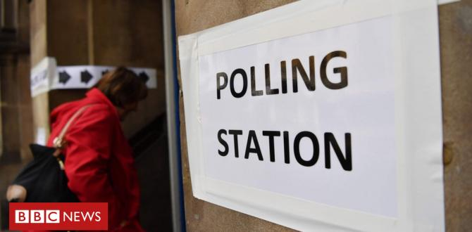 Voting happening in Lewisham East by means of-election