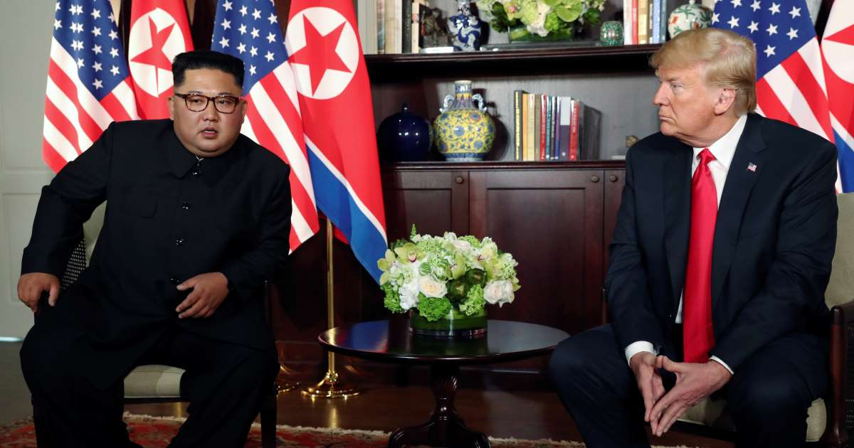 'Why can 't we just do it? ' Trump just about upends summit with abrupt adjustments