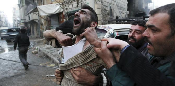 Why is there a conflict in Syria?