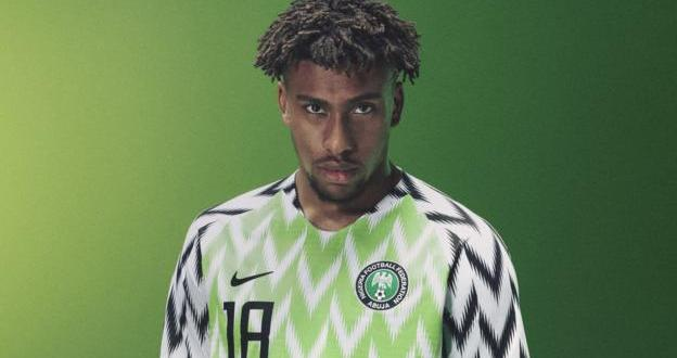 World Cup 2018: Nigeria kit sells out after three million pre-orders