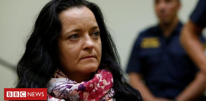 Beate Zschäpe given existence in German neo-Nazi homicide trial