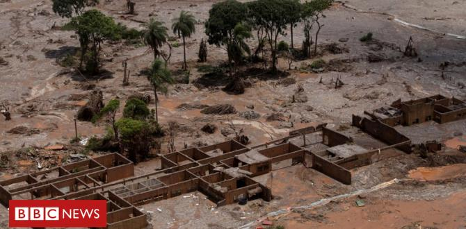 Brazil dam crisis: BHP Billiton faces lawsuit in Australia