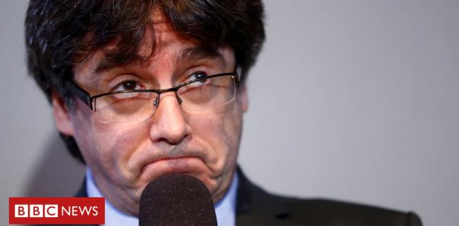 Carles Puigdemont: Ousted Catalonia chief faces extradition to Spain