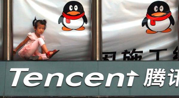China's song-streaming Tencent seeks IPO in U.S.