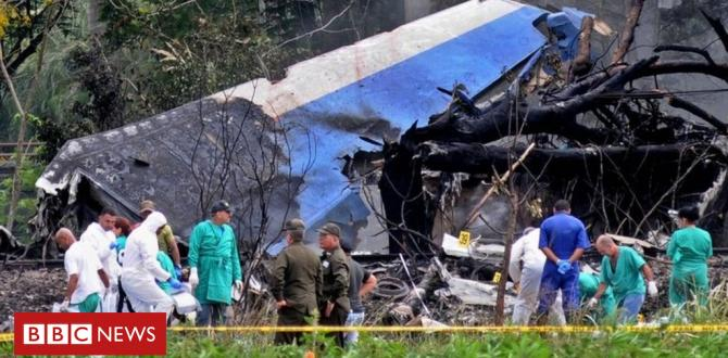 Cuba airplane crash: Leasing corporate blames Mexican workforce