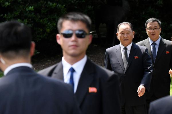 Document: North Korea's Kim Yong Chol said Japan abduction factor 'resolved'