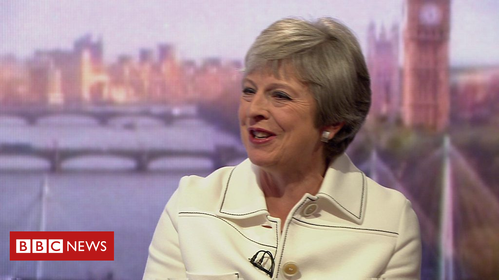 Donald Trump: Theresa Would Possibly on the president's EUROPEAN advice