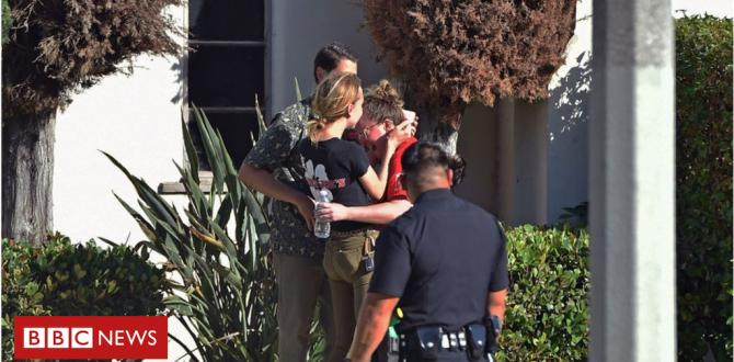 Fatal LOS ANGELES hostage incident started over 'domestic dispute'