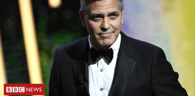 Forbes: George Clooney earns extra in a single 12 months than any previous actor