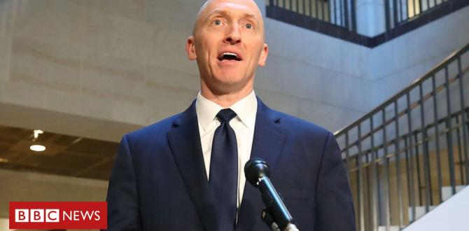Former Trump adviser Carter Page has a story that doesn't always add up