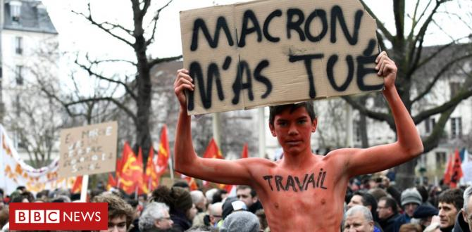 France moves: Macron reforms spark national moves