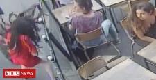 Paris harassment: Man held for CCTV side road attack on girl