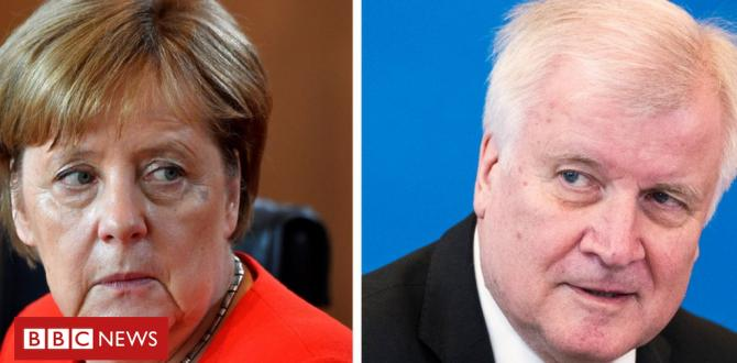 Germany migrants: Internal minister Seehofer will not surrender