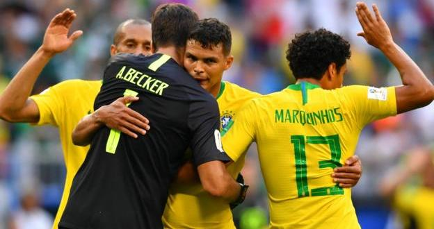 Global Cup 2018: Brazil beat Mexico 2-0 to reach quarter-finals Rankings, Results & Fixtures