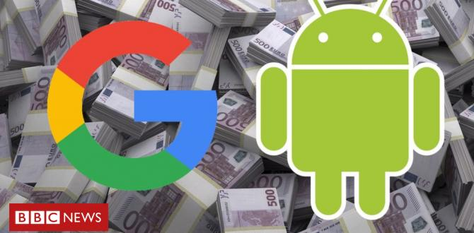 Google braced for large Android nice from EUROPEAN