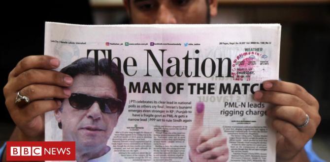 Imran Khan: Can former cricket megastar change Pakistan?