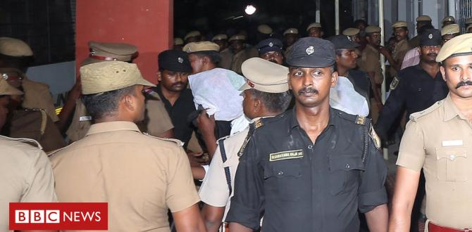 India rape: 17 men accused of a couple of assaults on ELEVEN-yr-antique woman in Chennai
