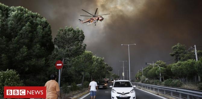 Irishman on honeymoon dies in Greek fire, circle of relatives confirms