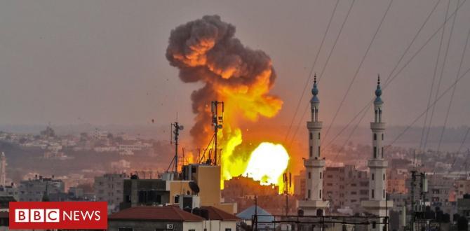 Israel launches Gaza strikes as soldier dies from gunshot