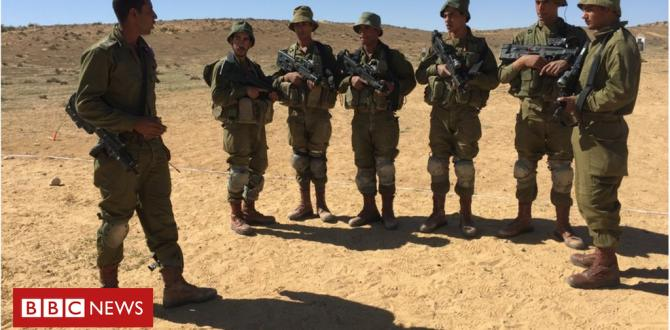 Israel's Arab squaddies who fight for the Jewish state