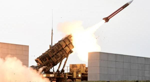 Israel shoots down Syrian drone with Patriot missile