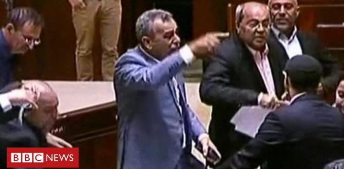 Israeli Arab MPs condemn 'Jewish nation state' law