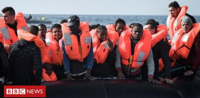 Italy migrants: WHO IS liable for serving to out at sea?
