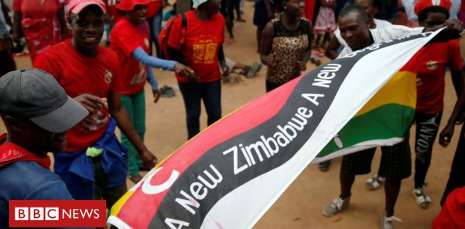 Letter from Africa: Will age be a factor in Zimbabwe's ballot ?