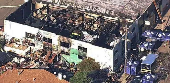 males plead no contest in fatal Oakland warehouse fire – The Globe and Mail